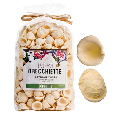 Orecchiette Little Ears by Marella, Handmade: Organic