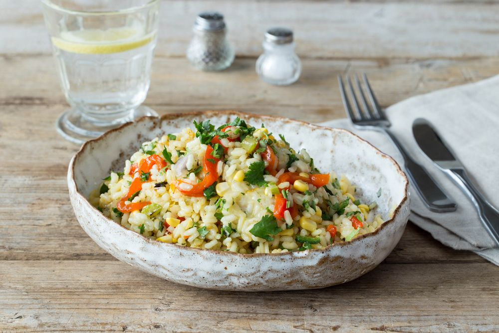 Jalapeno risotto is an excellent recipe.