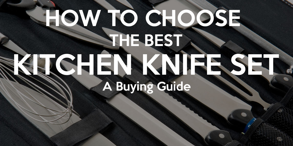 Best Kitchen Knife set Buying guide