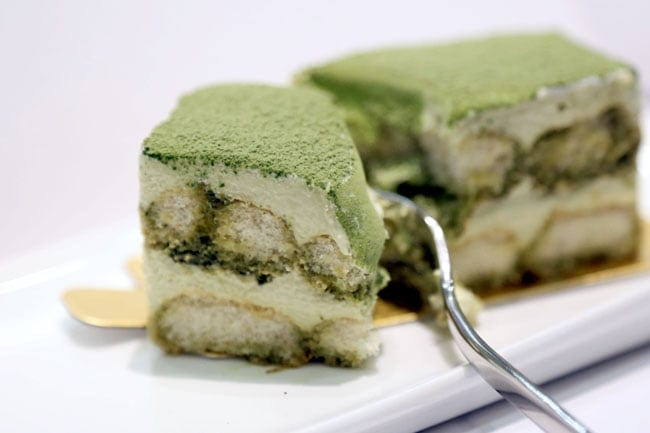 This pistachio tiramisu recipe is a bit more different than you were expecting.